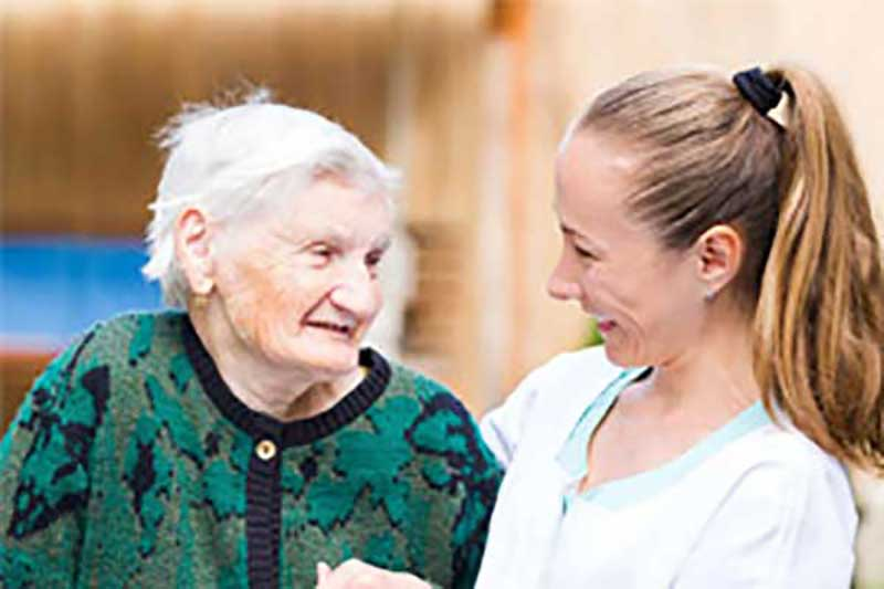 speech therapy for elderly